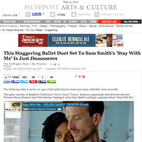 Huff Post Article